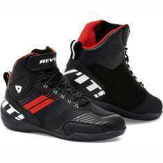 Rev It! G-Force Shoes - Black Neon Red
