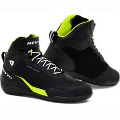 Rev It! G-Force H2O Shoes WP - Black Neon Yellow