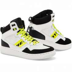 Rev It! Pacer Shoes - White Neon Yellow