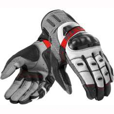Rev It! Cayenne Pro Gloves - Grey White Black