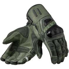 Rev It! Cayenne Pro Gloves - Khaki Black