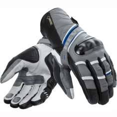 Rev It! Dominator Gloves GTX - Grey Black Blue
