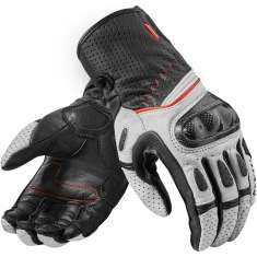 Rev It! Chevron 2 Gloves Ladies - White Black