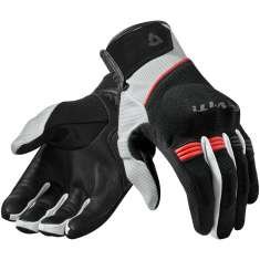 Rev It! Mosca Gloves Mens - Black Red