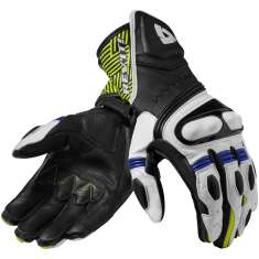 Rev It! Metis Gloves - Black Yellow Blue