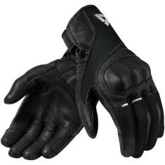 Rev It! Titan Gloves - Black White