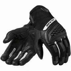 Rev It! Neutron 3 Gloves - Black White
