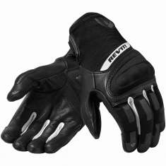 Rev It! Striker 3 Gloves - Black White