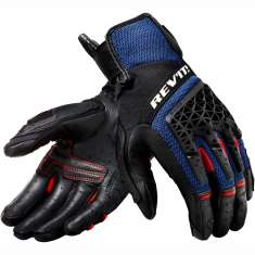 Rev It! Sand 4 Gloves - Black Blue