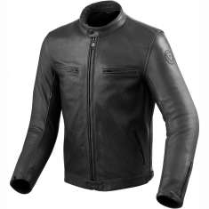 Rev It! Gibson Leather Jacket - Black