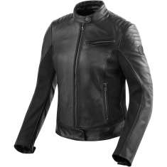 Rev It! Clare Leather Jacket Ladies - Black