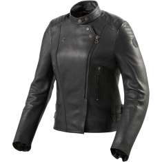 Rev It! Erin Leather Jacket Ladies - Black