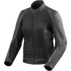 Rev It! Ignition 3 Leather Jacket Ladies WP - Black
