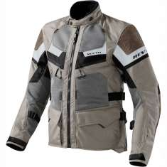 Rev It! Cayenne Pro Jacket - Stone Grey Brown