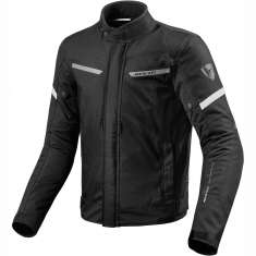 Rev It! Lucid Jacket WP - Black White