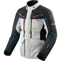 Rev It! Safari 3 Jacket WP - Silver Blue