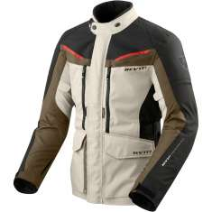 Rev It! Safari 3 Jacket WP - Tan Black