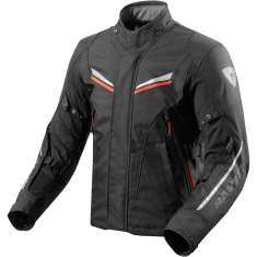 Rev It! Vapor 2 Jacket WP - Black Red