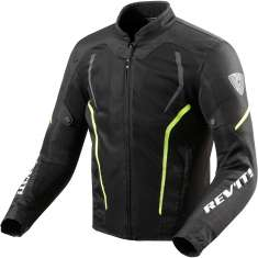 Rev It! GT-R Air 2 Jacket - Black Yellow