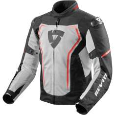 Rev It! Vertex Air Jacket - Black Red