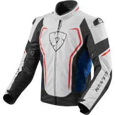 Rev It! Vertex Jacket - White Blue