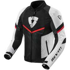 Rev It! Arc Jacket Mens Air - White Red