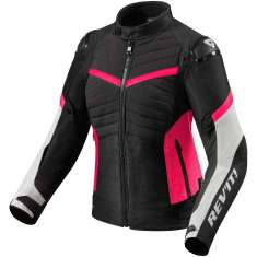 Rev It! Arc Jacket Ladies WP - Black Pink