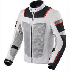 Rev It! Tornado 3 Jacket 2L WP - Silver Black