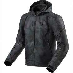 Rev It! Flare 2 H2O Jacket WP - Camo Black Grey