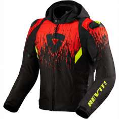 Rev It! Quantum 2 H2O Jacket - Black Red
