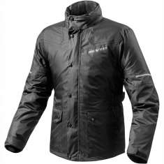 Rev'It! Nitric 2 H2O Rain Jacket WP - Black