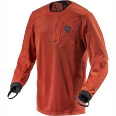 Rev It! Sierra Enduro Jersey - Burgundy Red