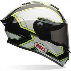 Bell Star Pace Helmet - Black White
