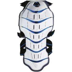 Tryonic Feel 3.7 Back Protector White