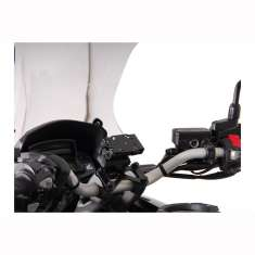 SW-Motech QUICK-LOCK GPS-Mount Black Shock absorbent