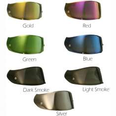 Scorpion Exo 1400 Visor - All Colours
