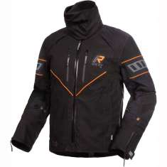 Rukka Nivala Jacket GTX - Black Orange