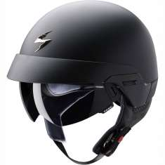 Scorpion Exo-100 Helmet - Matt Black