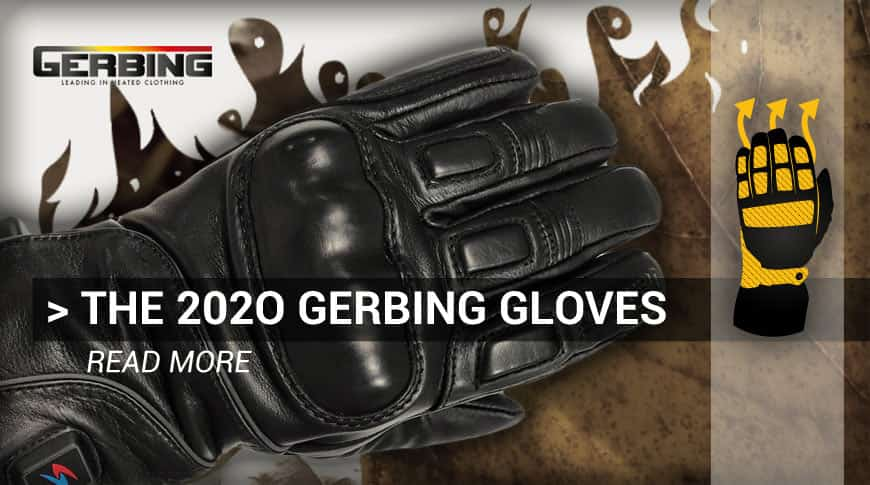 Gerbing Heated Gloves