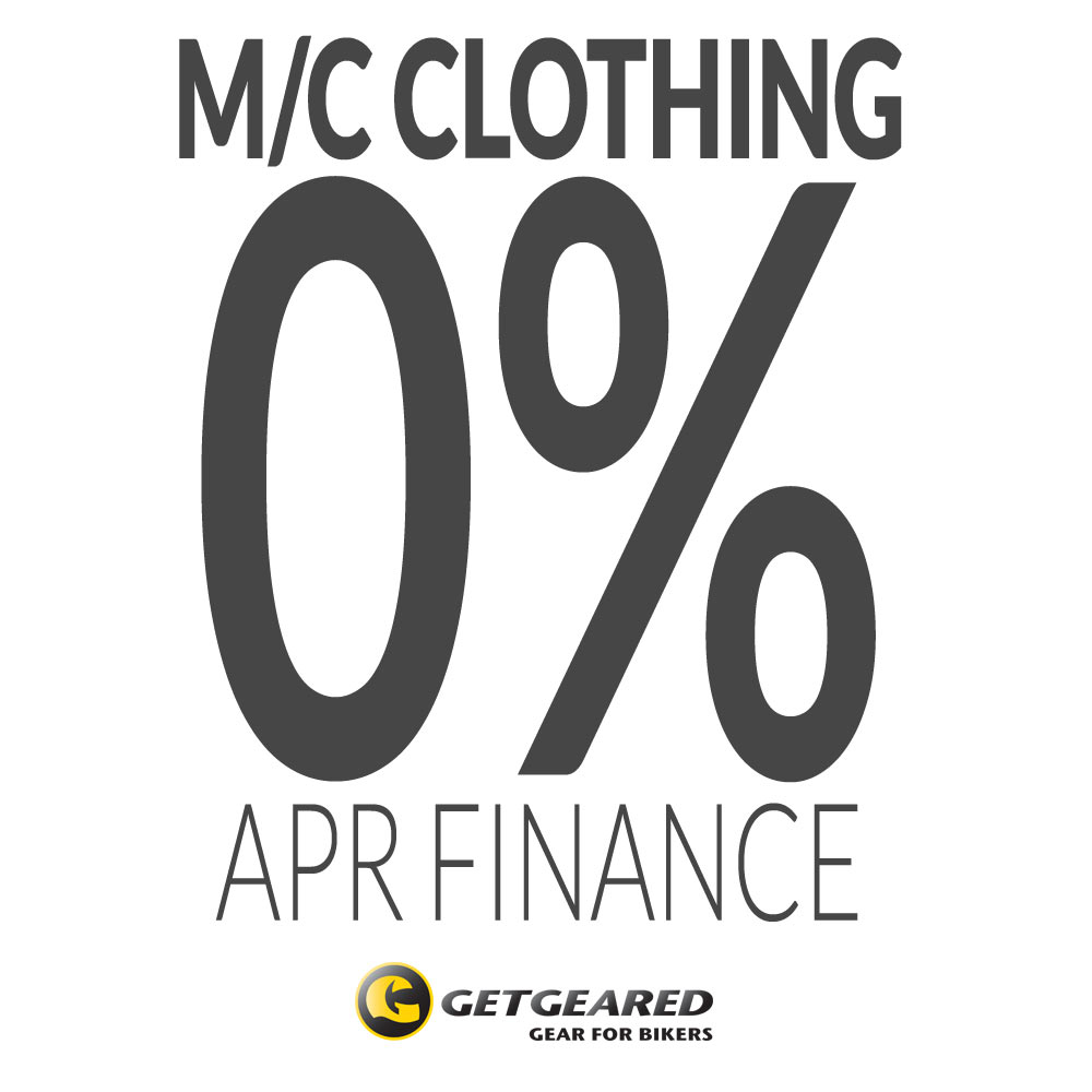 motorcycle clothing finance, motorbike helmet finance